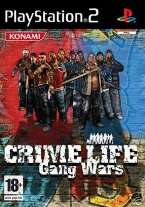 Immagine della copertina del gioco Crime Life: Gang Wars per PlayStation 2