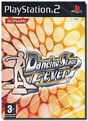 Immagine della copertina del gioco Dancing Stage Fever per PlayStation 2