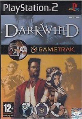 Copertina del gioco Darkwind per PlayStation 2