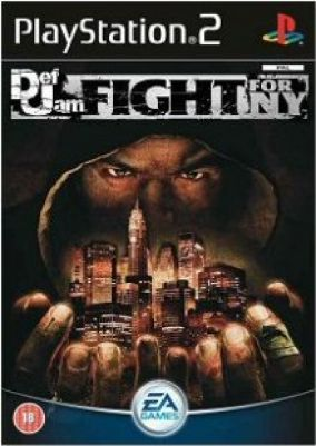 Copertina del gioco Def Jam Fight for New York per PlayStation 2