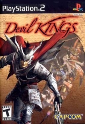 Copertina del gioco Devil Kings per PlayStation 2