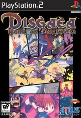 Copertina del gioco Disgaea: Hour of Darkness per PlayStation 2