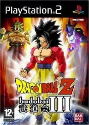 Copertina del gioco Dragon ball Z - Budokai 3 per PlayStation 2
