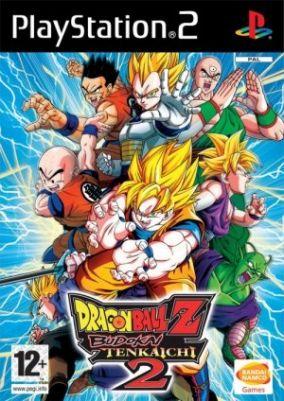 Immagine della copertina del gioco Dragon ball Z - Budokai Tenkaichi 2 per PlayStation 2