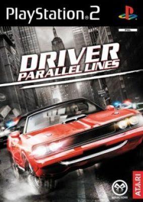 Copertina del gioco Driver Parallel Lines per PlayStation 2