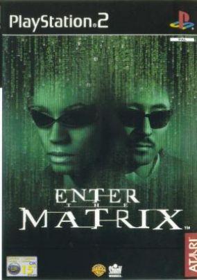 Copertina del gioco Enter the matrix per PlayStation 2