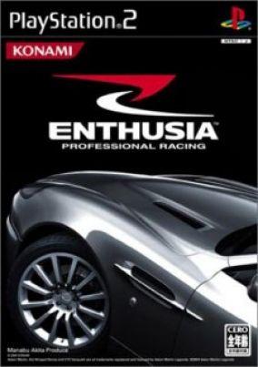 Copertina del gioco Enthusia per PlayStation 2