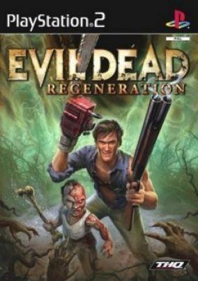 Copertina del gioco Evil Dead: Regeneration per PlayStation 2