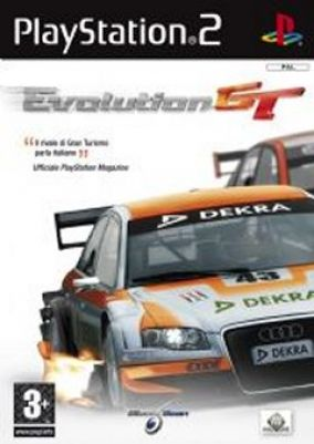 Copertina del gioco Evolution GT per PlayStation 2