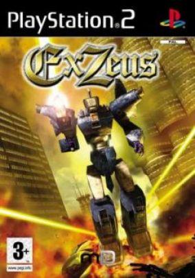 Copertina del gioco Ex Zeus per PlayStation 2
