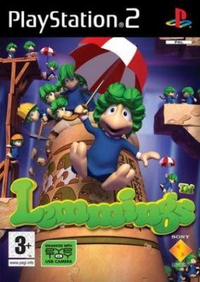 Copertina del gioco Lemmings per PlayStation 2