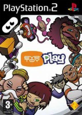 Copertina del gioco Eye Toy: Play per PlayStation 2