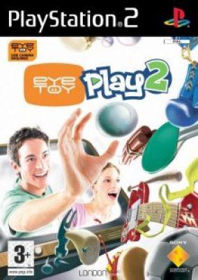 Copertina del gioco Eye Toy: Play 2 per PlayStation 2