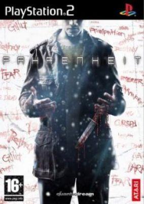 Copertina del gioco Fahrenheit per PlayStation 2