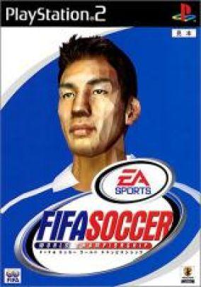 Copertina del gioco Fifa soccer world championship per PlayStation 2