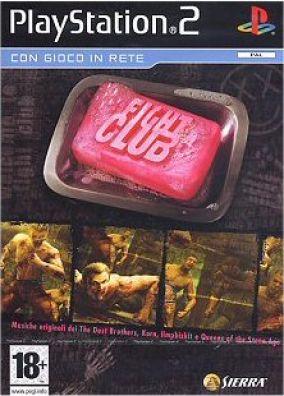 Copertina del gioco Fight club per PlayStation 2