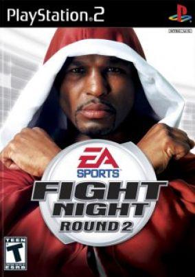 Copertina del gioco Fight Night Round 2 per PlayStation 2