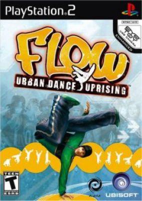 Copertina del gioco Flow: Urban Dance Uprising per PlayStation 2