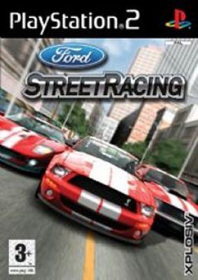 Immagine della copertina del gioco Ford Street Racing per PlayStation 2