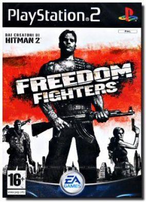 Immagine della copertina del gioco Freedom Fighters per PlayStation 2