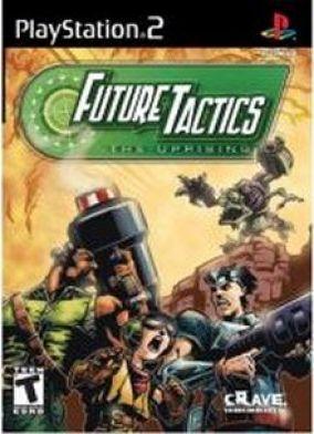 Copertina del gioco Future Tactics The Uprising per PlayStation 2