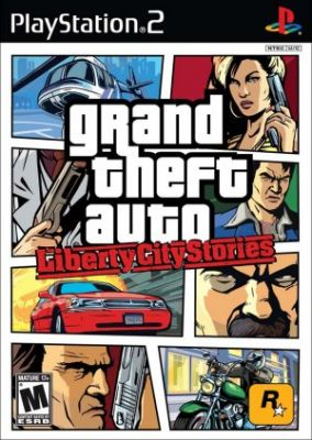 Immagine della copertina del gioco GTA Liberty City Stories per Playstation 2