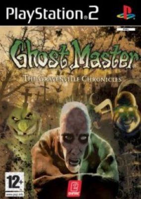 Copertina del gioco Ghost Master: Memorie da Gravenville per PlayStation 2