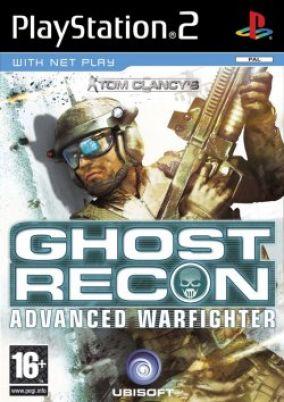 Immagine della copertina del gioco Ghost Recon 3 Advance Warfighter per PlayStation 2