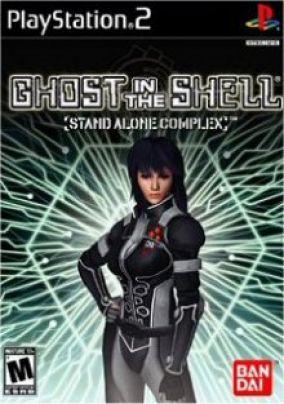 Copertina del gioco Ghost in the Shell Stand Alone Complex per PlayStation 2