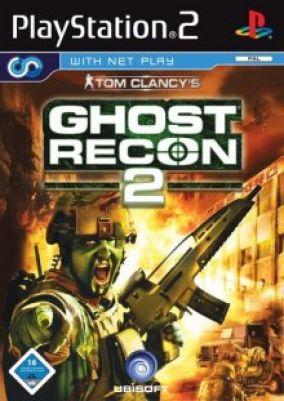 Copertina del gioco Ghost Recon 2 per PlayStation 2