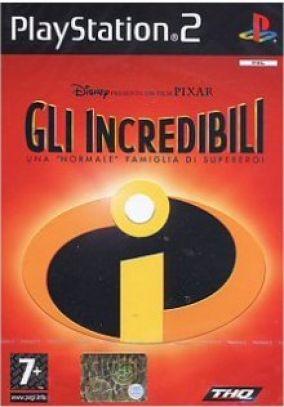 Immagine della copertina del gioco Gli Incredibili per PlayStation 2
