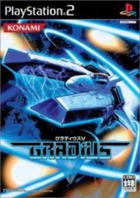 Copertina del gioco Gradius V per PlayStation 2