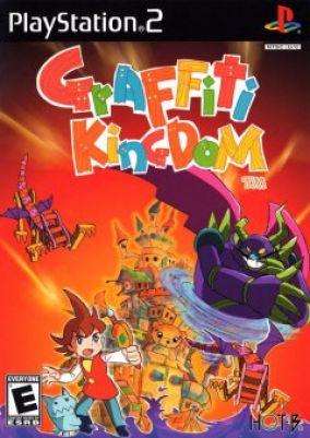 Copertina del gioco Graffiti Kingdom per PlayStation 2