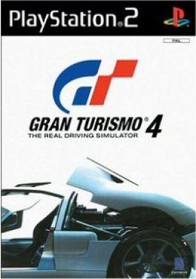 Immagine della copertina del gioco Gran Turismo 4: The real driving simulator per Playstation 2
