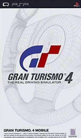 Immagine della copertina del gioco Gran Turismo 4 Mobile per PlayStation PSP
