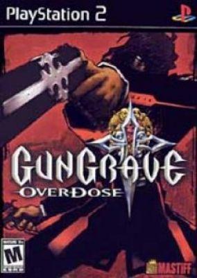 Copertina del gioco Gungrave: Overdose per PlayStation 2