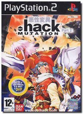 Copertina del gioco Hack Mutation per PlayStation 2