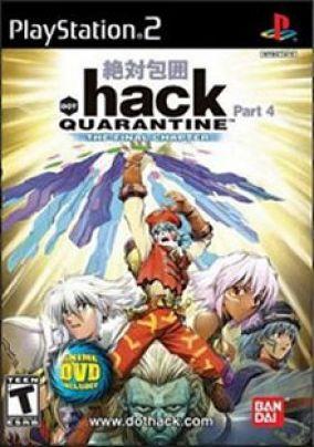 Immagine della copertina del gioco Hack Quarantine per PlayStation 2