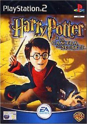 Copertina del gioco Harry Potter - La camera dei segreti per PlayStation 2