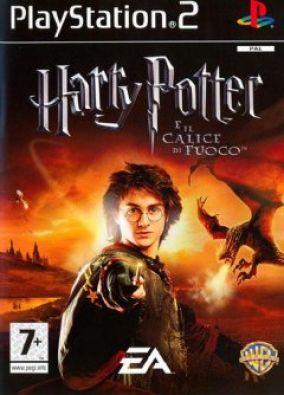 Copertina del gioco Harry Potter e il Calice di Fuoco per PlayStation 2
