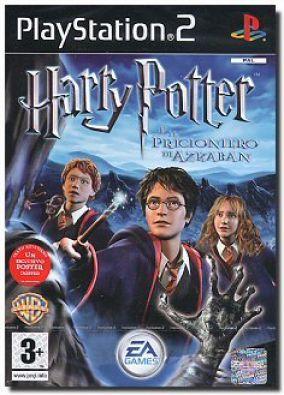 Copertina del gioco Harry Potter e il prigioniero di Azkaban per PlayStation 2
