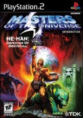 Copertina del gioco He-man: defender of Grayskull per PlayStation 2