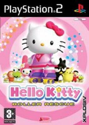 Copertina del gioco Hello Kitty Roller Rescue per PlayStation 2