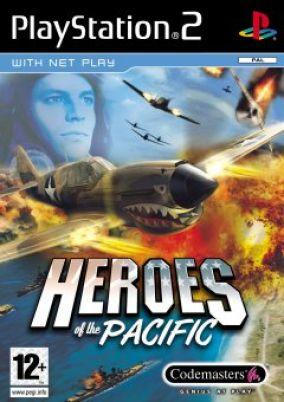 Immagine della copertina del gioco Heroes of the Pacific per PlayStation 2