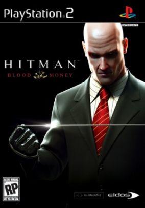 Copertina del gioco Hitman: Blood Money per PlayStation 2