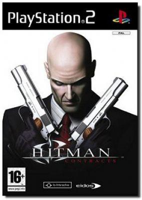 Immagine della copertina del gioco Hitman 3: Contracts per PlayStation 2