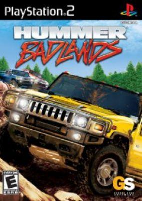 Copertina del gioco Hummer Badlands per PlayStation 2