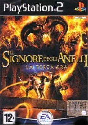 Copertina del gioco Il signore degli anelli - La Terza Era per PlayStation 2