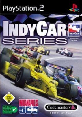 Copertina del gioco Indy Car Series per PlayStation 2