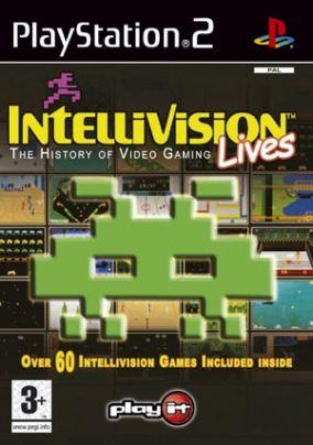 Immagine della copertina del gioco Intellivision lives per PlayStation 2